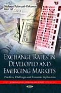 Exchange Rates in Developed and Emerging Markets