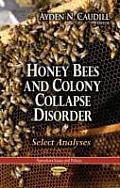 Honey Bees and Colony Collapse Disorder
