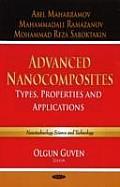 Advanced Nanocomposites