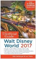 Unofficial Guide to Walt Disney World 2017