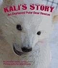 Kalis Story An Orphaned Polar Bear Rescue