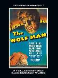 The Wolf Man (Universal Filmscript Series): Universal Filmscripts Series Classic Horror Films, Vol. 12 (hardback)