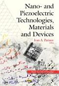 Nano- & Piezoelectric Technologies, Materials & Devices
