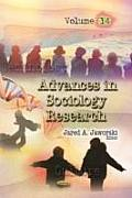 Advances in Sociology Research