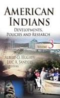 American Indians Volume 3