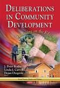Deliberations in Community Development