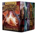 Dragonwatch Complete Boxed Set: Dragonwatch; Wrath of the Dragon King; Master of the Phantom Isle; Champions of the Titan Games; Return of the Dragon
