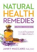 Natural Health Remedies Your A Z Blueprint For Vibrant Health