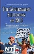 Government Shutdown of 2013