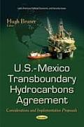 U.S.-Mexico Transboundary Hydrocarbons Agreement