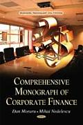 Comprehensive Monograph of Corporate Finance