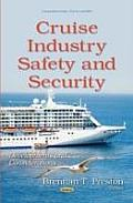 Cruise Industry Safety and Security
