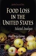 Food Loss in the United States