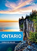 Moon Ontario 2nd Edition