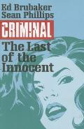 Criminal Volume 06 The Last of the Innocent