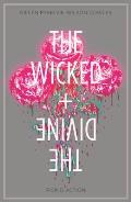 Rising Action: The Wicked + The Divine 4