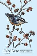 BirdNote Journal