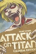 Attack on Titan Colossal Edition 2