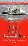 Federal Disposal Responsibilities