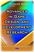 Advances in Game Design and Development Research