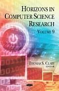 Horizons in Computer Science Researchvolume 9