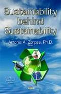 Sustainability Behind Sustainability