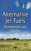 Alternative Jet Fuels