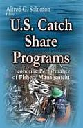 U.S. Catch Share Programs