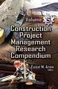 Construction Project Managementvolume 5