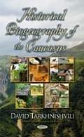Historical Biogeography of the Caucasus