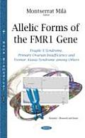Allelic Forms of the Fmr1 Gene