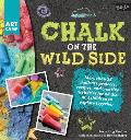 Chalk on the Wild Side More Than 25 Chalk Art Projects Recipes & Messy Ways to Play