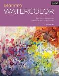 Beginning Watercolor Tips & techniques for learning to paint in watercolor