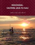 Indonesia-Eastern Java to Bali