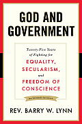 God & Government Twenty Five Years of Fighting for Equality Secularism & Freedom Of Conscience