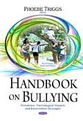 Handbook on Bullying