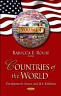 Countries of the World Volume 4