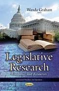 Legislative Research