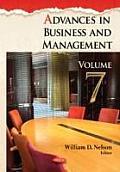 Advances in Business & Managementvolume 7