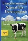 Unconventional Natural Gas Development