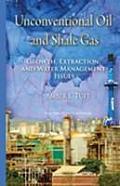 Unconventional Oil & Shale Gas
