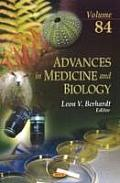 Advances in Medicine and Biologyvolume 84