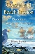 Coastal and Beach Erosion