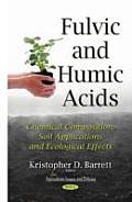 Fulvic and Humic Acids