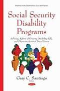 Social Security Disability Programs