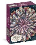 The Illustrated Crystallary Puzzle: Garden Quartz (750 Pieces)
