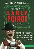 The Complete Early Poirot Omnibus: The Mysterious Affair at Styles; The Murder on the Links; The Man Who Was Number Four; and 25 Others