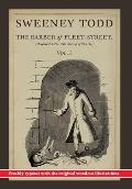 Sweeney Todd, The Barber of Fleet-Street; Vol. 1: Original title: The String of Pearls