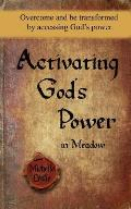 Activating God's Power in Meadow: Overcome and be transformed by accessing God's power.