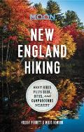 Moon New England Hiking Best Hikes plus Beer Bites & Campgrounds Nearby